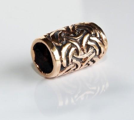 Viking Skjeggperle bronse