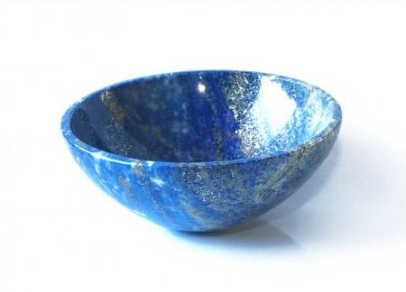 Sk�l laget av lapis Lazuli