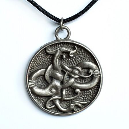Gotisk symbolsmykke