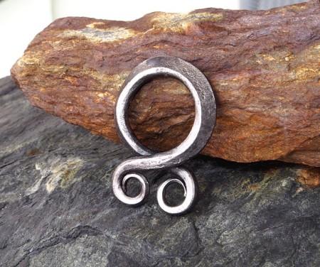 Viking Trollkors laget av jern